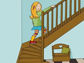 Apprends comment te prot ger en cas d inondation for Chaise qui monte les escaliers