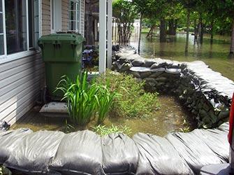 Apprends comment on peut surveiller et pr venir les inondations - Sac de sable inondation ...